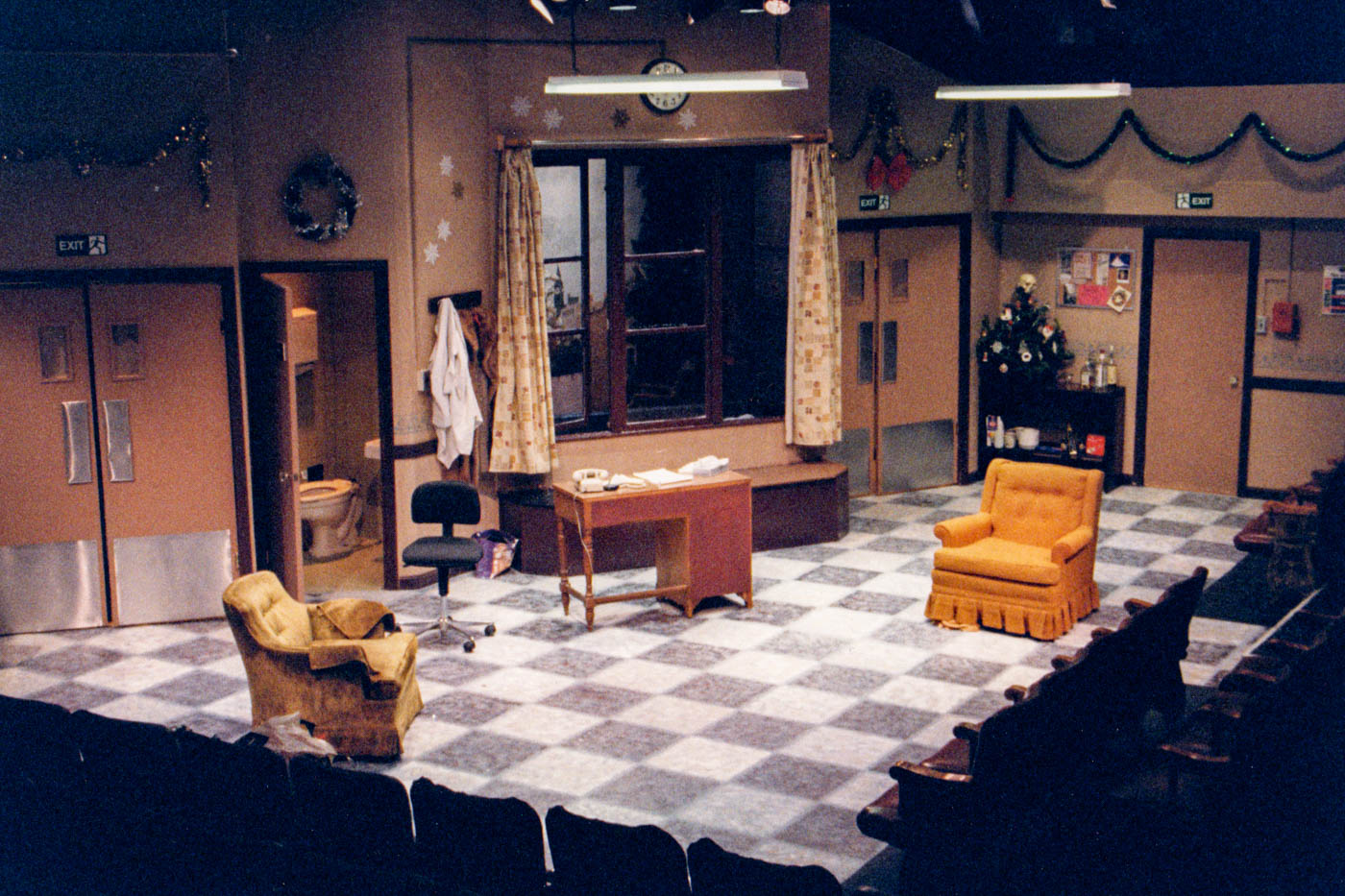 The Jeffersons Living Room