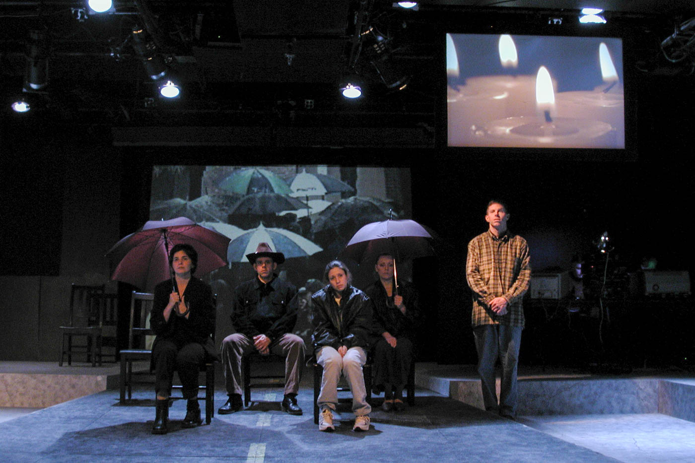 "laramie project ""the laramie project,"" a play about the reaction of residents of laramie,  wyoming, to the 1998 murder of matthew shepard, a gay student at the."